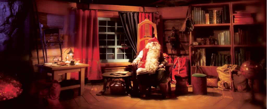 Rovaniemi: Advent uz Djeda Božićnjaka – 2 dana